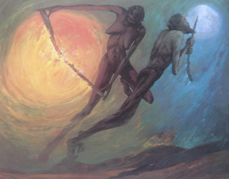 Painting and Illuminating Dreams with the Psychoanalytic Imagination